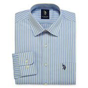 U.S. Polo Assn.® Easy-Care Broadcloth Dress Shirt