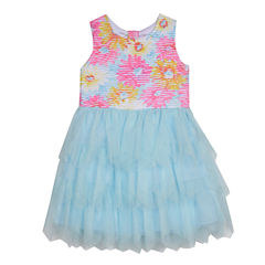 Marmellata Sleeveless Party Dress - Toddler Girls