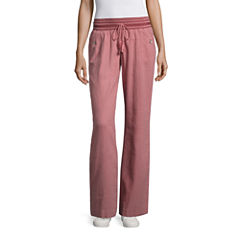 Rewash Relaxed Fit Linen Pull-On Pants-Juniors