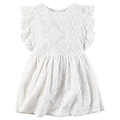 Carter's Preschool Girl Easter Dress