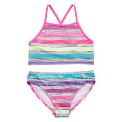 St. Tropez Girls One Piece+Cover-Ups-Big Kid