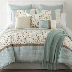 Home Expressions Hampton 10-pc. Comforter Set & Accessories