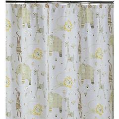 Creative Bath™ Animal Crackers Shower Curtain