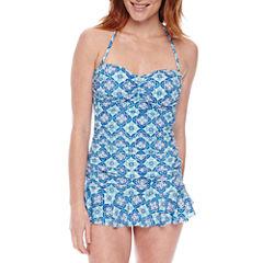 Liz Claiborne Pattern Swim Dress
