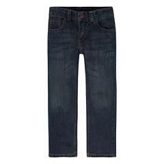 Levi's 505 Regular Fit Jeans - Preschool Boys 4-7X