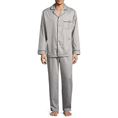 Stafford® Sateen Pajama Set