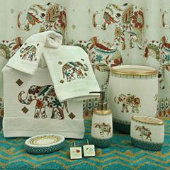Bacova Guild Boho Elephant Bath Collection