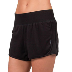Jockey French Terry Workout Shorts