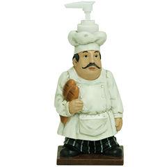 Bacova Luigi the Chef Soap Dispenser