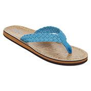 Mixit™ Braid Flip Flops
