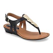 Eurosoft Mika Womens Wedge Sandals