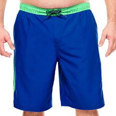 Nike Impulse Volley Swim Shorts-Big and Tall