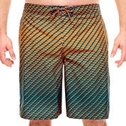 Nike Granite Board Swim Shorts-Big and Tall