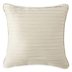 Royal Velvet® Palais Square Pleated Decorative Pillow
