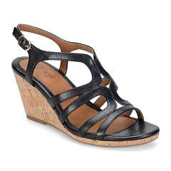Eurosoft™ Ivie Wedge Sandals