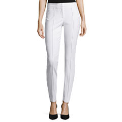 nicole by Nicole Miller® Slim Fit Ankle Pants