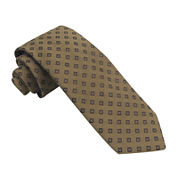 Haggar® Square Dot Wool Blend Tie