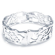 Sparkle Allure Womens Bangle Bracelet