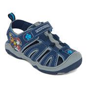 Nickelodeon Boys Strap Sandals