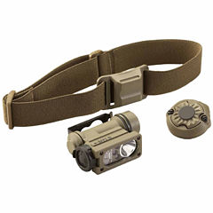 Streamlight Sidewinder Compact II with Headstrap