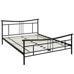 Scarlett Platform Bed