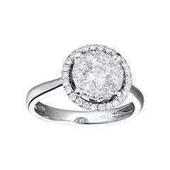 Brilliant Dream™  3/4 CT. T.W. Round Diamond Engagement Ring