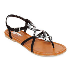 Arizona Geffy Womens Strap Sandals