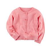 Carter's Short Sleeve Cardigan - Toddler