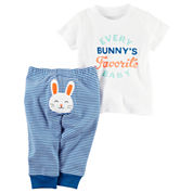 Carter's Boys Bodysuit Set-Baby