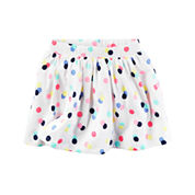 Carter's Solid Maxi Skirt - Baby Girls