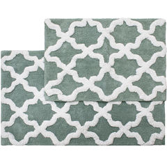Harmonic Cotton 2-pc. Bath Rug Set