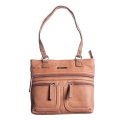 Stone And Co Irene Leather Tote Bag