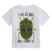 Okie Dokie Boys Short-Sleeve T-Shirt - Toddler 2T-5T