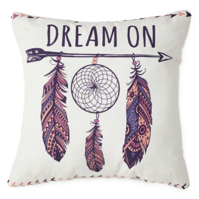 Perfect Home Expressions Dream On Decorative Pillow