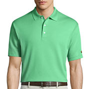 Jack Nicklaus® Short-Sleeve Twill Polo