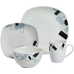 Tabletops Gallery® Dean 16-pc. Dinnerware Set - Service for 4