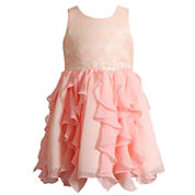Young Land Sleeveless Sundress - Toddler