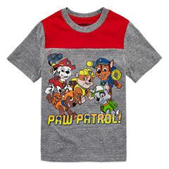 Paw Patrol Graphic T-Shirt-Preschool Boys