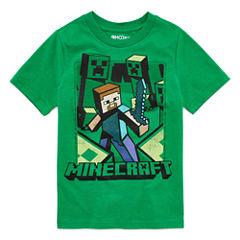 Minecraft Graphic T-Shirt - Preschool 4-7