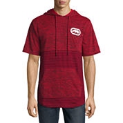 Ecko Unltd Short Sleeve Hooded Neck T-Shirt