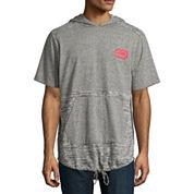 Ecko Unltd Short Sleeve Hooded Neck T-Shirt