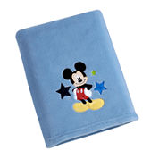 Disney Mickey Mouse Fleece Blanket