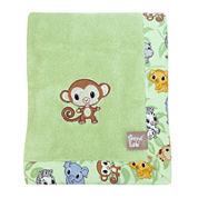 Trend Lab® Chibi Zoo Receiving Blanket