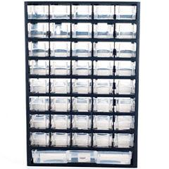 Stalwart™ 41-Compartment Hardware Storage Box