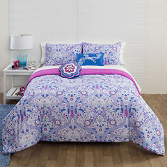 JCPenney Home™ Floral Trellis Comforter Set