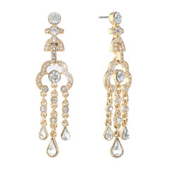 Monet Jewelry Chandelier Earrings