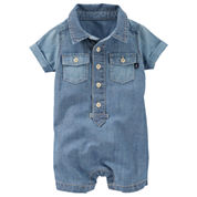Oshkosh Short Sleeve Romper - Baby