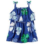 Carter's Sleeveless Dress Set - Baby