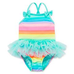 Angel Beach Rainbow Tutu - Toddler