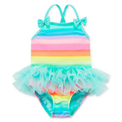 Angel Beach Rainbow Tutu - Toddler